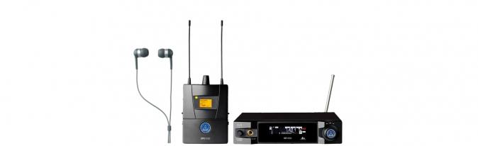 AKG IVM4500 Set BD1-50mW