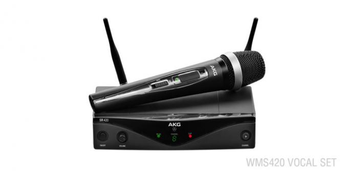 AKG WMS420 Vocal/D