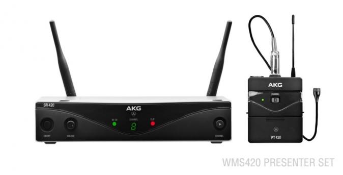 AKG WMS420 Presenter/U1