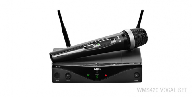 AKG WMS420 Vocal/U1