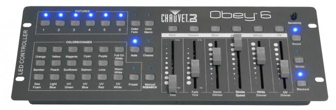 Chauvet DJ CHA OBEY6