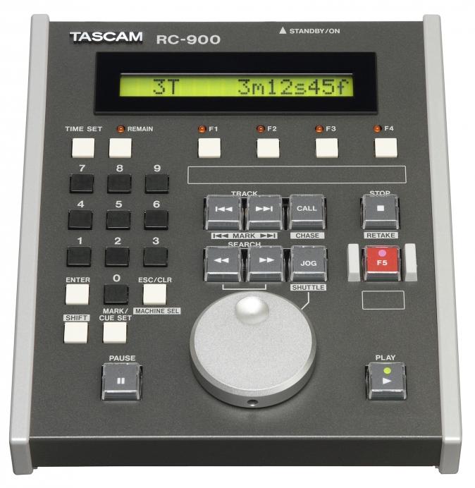 Dálkový ovladač Tascam RC-900