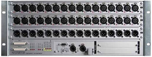 Soundcraft SF Si COMPACT STAGE BOX CAT5 O