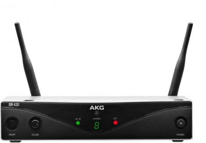 AKG SR420 band D