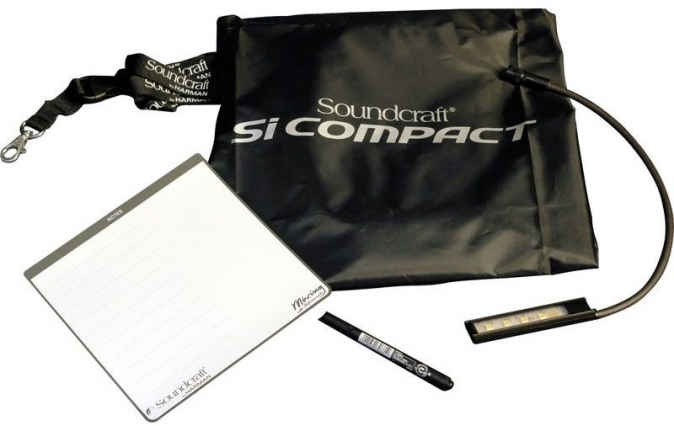 Soundcraft SF Si Compact 24 accessory kit