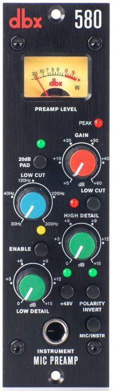 DBX DD 580