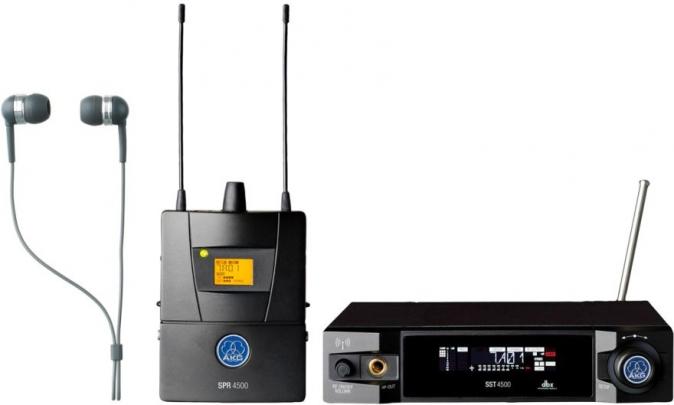AKG IVM4500 Set BD7-50mW