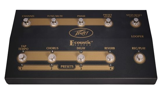 Ecoustic Foot Controller