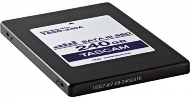 TASCAM TSSD-240A
