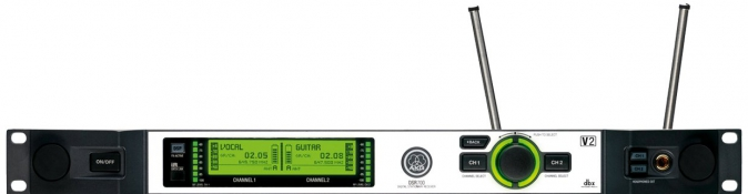 AKG DSR700 V2 BD1-50mW