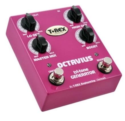 T-Rex Octavius