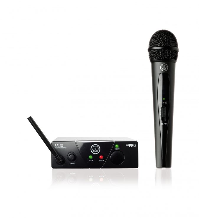 AKG WMS40 MINI Vocal/US25A