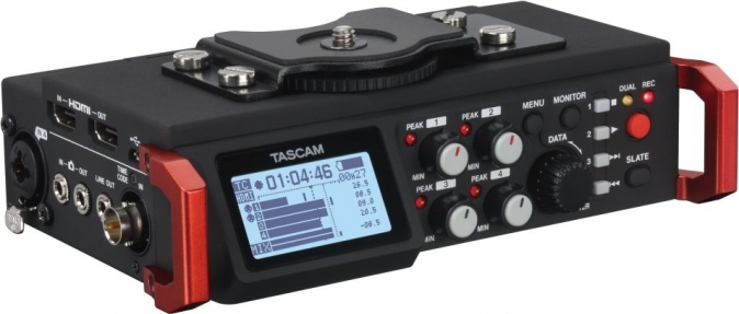 TASCAM DR-701D A Stock