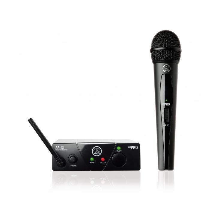 AKG WMS40 MINI Vocal/US45C