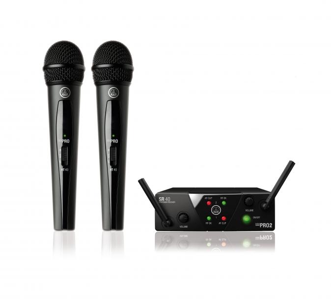 AKG WMS40MINI2 VOC/D US45A/C